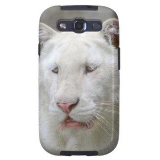 Rare White Tiger  Samsung Galaxy Case Samsung Galaxy S3 Case
