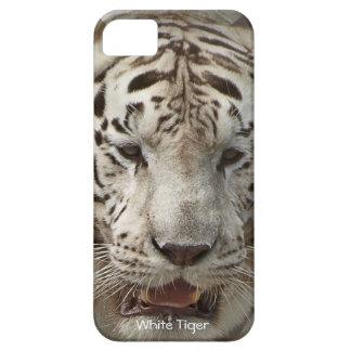 Rare White Tiger Wild Animal Big Cat iPhone 5 Cases