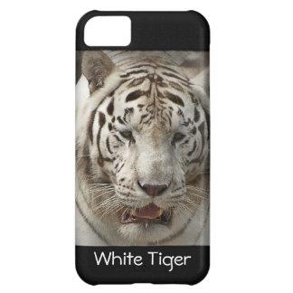 Rare White Tiger Wild Animal Big Cat iPhone 5C Cases
