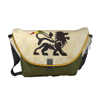 Ras Lion Messenjah Bag Courier Bag