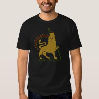 Ras - Pride of Zion Tee Shirts