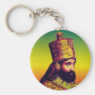 Ras Tafari Key Ring