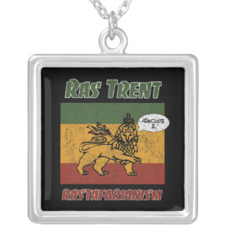Ras Trent 2 Silver Plated Necklace