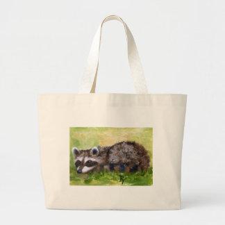 Rascal aceo Raccoon Bag