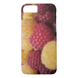 Raspberries, iPhone 7, Barely There iPhone 7 Case
