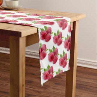 Raspberries Long Table Runner