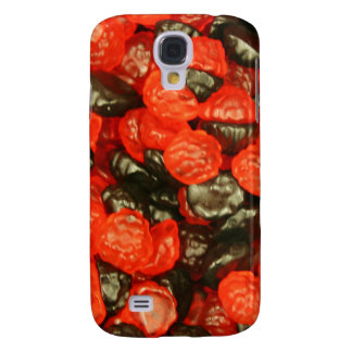 Raspberry and Blackberry Candies Samsung Galaxy S4 Cover