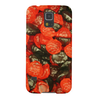 Raspberry and Blackberry Candies Cases For Galaxy S5