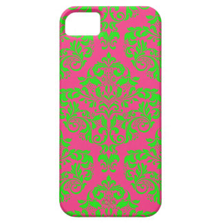 Raspberry and Lime iPhone 5 Cases