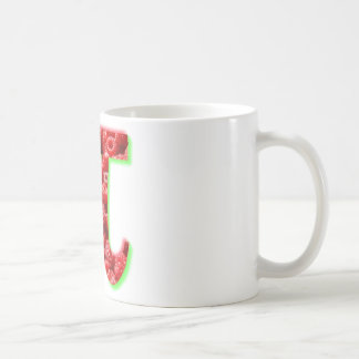 Raspberry and Pi symbol Coffee Mug