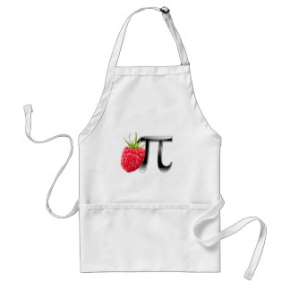 Raspberry and Pi symbol Standard Apron