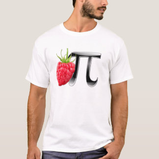 Raspberry and Pi symbol T-Shirt