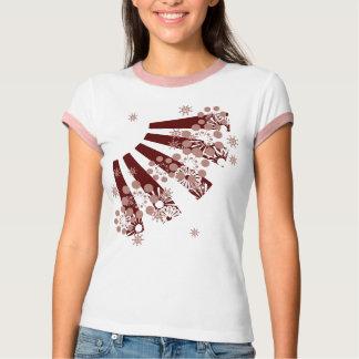 Raspberry Burst T-Shirt