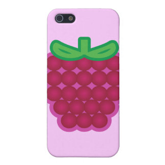 Raspberry Case For iPhone 5/5S