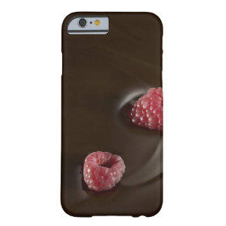 raspberry chocolate barely there iPhone 6 case