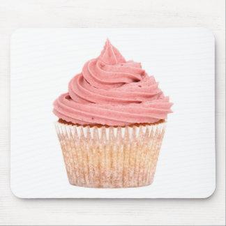 Raspberry cupcake mouse mat