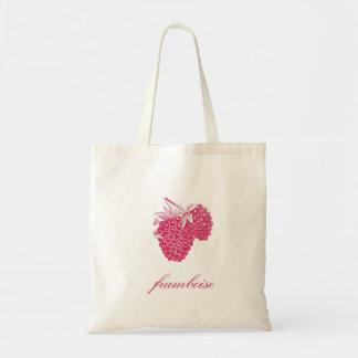 Raspberry (Framboise) Tote