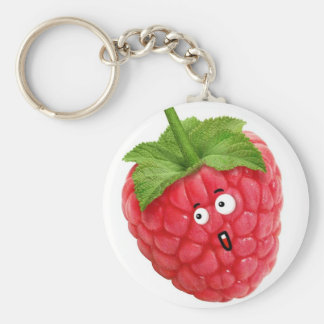 raspberry key ring