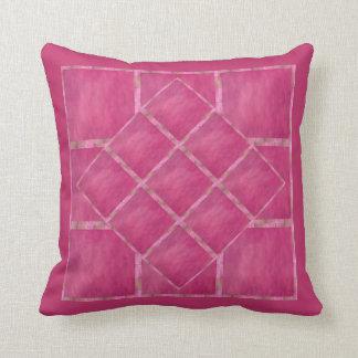 Raspberry Pink Cushion