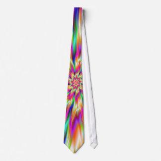 Raspberry Ripple Tie