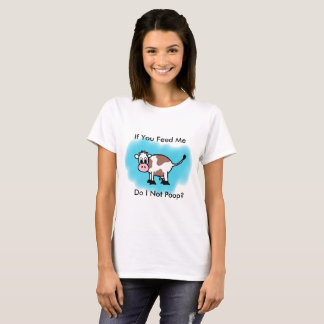 "Raspberry Sassafras ""Do I Not Poop?"" Women's Tee"