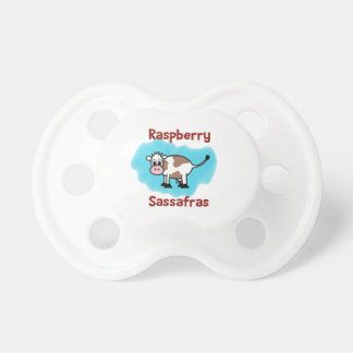 Raspberry Sassafras Pacifier