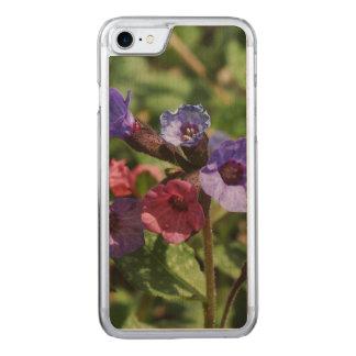 Raspberry Splash Carved iPhone 8/7 Case