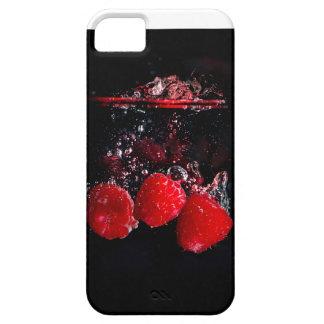 Raspberry Splash iPhone 5 Cover