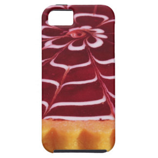 Raspberry tart iPhone 5 covers