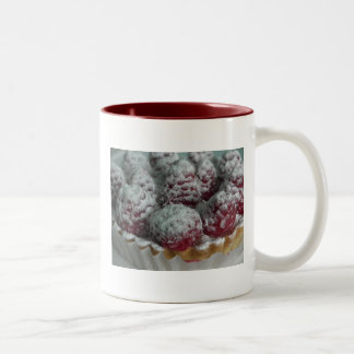 Raspberrylicious Two-Tone Coffee Mug