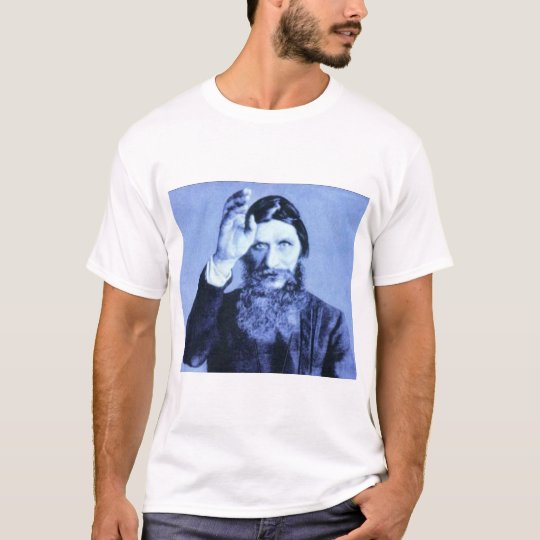 rasputin, Rasputin says, Don't be ... - Customised T-Shirt