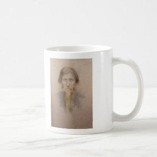 Rasputin, When the bell tolls three times,it wi... Coffee Mug