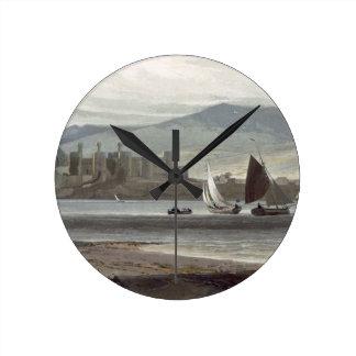 Rassella, near Kilmartin, Loch Creran, Argyll, fro Round Clock