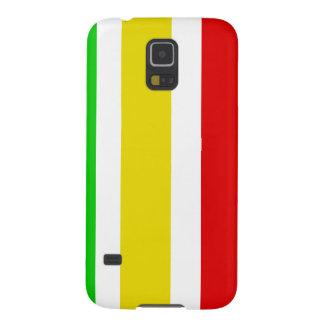 Rasta Bars Samsung Galaxy Nexus Cover