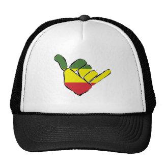 Rasta Bro Mesh Hat