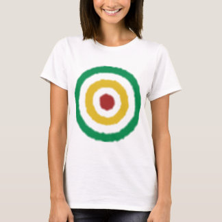 Rasta Bullseye T-Shirt