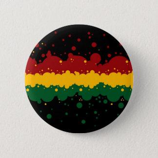 Rasta by Picona™ 6 Cm Round Badge