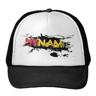 Rasta Cap Trucker Hat