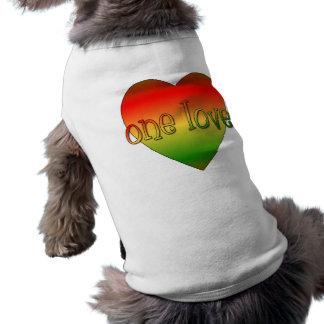 Rasta Dog Tees Sleeveless Dog Shirt