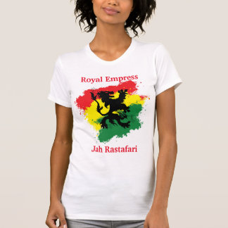 Rasta Empress T-shirt