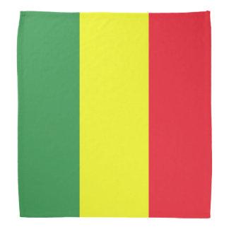 Rasta flag bandana