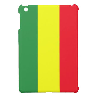 Rasta flag case for the iPad mini