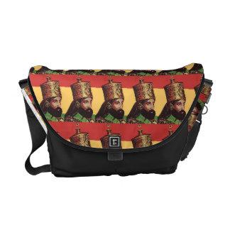 Rasta Haile Selassie Messenger Bag