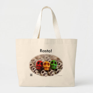 Rasta! Large Tote Bag