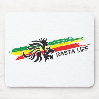 Rasta Life Mouse Pad
