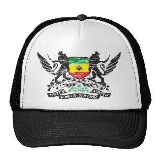 Rasta Nation Mesh Hat