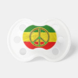 Rasta Peace Symbol Dummy