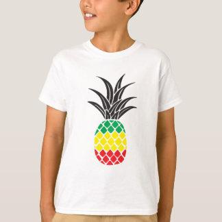 Rasta Pineapple Shirt