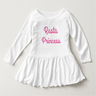 Rasta Princess girls dress