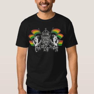 Rasta Reggae Crest Tshirt